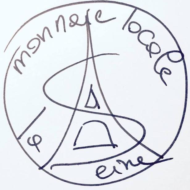 Logo monnaie locale la Seine - carré