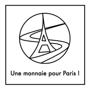 logo Une monnaie pour Paris !