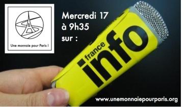 France Info monnaie 17 août